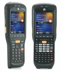 Motorola -  Mc9500 - Coletor De Dados Brick, 802.11 A/B/G, Lan, 2D Imager, Integrated Gps, 3 Mp Auto Focus Color Camera, Color Vga Display, 256Mb/1Gb , Alpha Primary