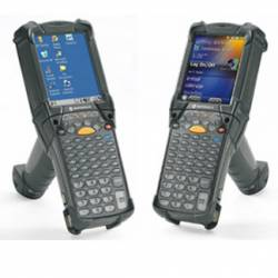 Motorola -  Mc9190 - Coletorde Dados  Gun, Wireless 802.11A/B/G, 1D Scanner, Vga Color, 256Mb/1Gb, 28 Teclas, Wm 6.5, Bluetooth, Tecnologia De Sensor Interativo.