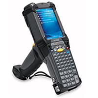 Motorola -  Mc9090G - Coletor De Dados Gun, 802.11 A/B/G, Leitor Imager, Display Colorido, 64/64Mb, 53 Teclas Emulação Vt, Wince 5.0, Bluetooth