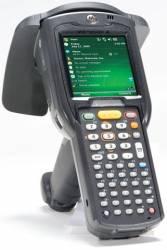 Motorola -  Mc319Z, Rfid, Coletor De Dados 1D Laser, Colorido, 256/1G,Wm-6.5, 48 Teclas, 802.11A/B/G, Bluetooth