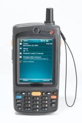 Motorola -  Mc75 - Coletor De Dados Wireless 802.11 A/B/G, Leitor Imager,Memoria 256Mb/1Gb,Teclado Numerico, Wm 6.5,Bateria 1.5X