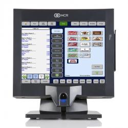 NCR - P1230 - Terminal Touchscreen Integrado Cap Tb 40Gb Wepr7 Display 2X20 Bio