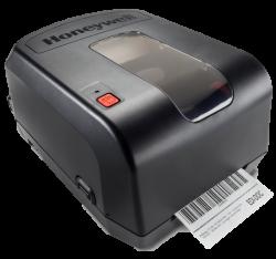 Intermec -  Pc42t - Impressora De Código De Barras Com Conexão Usb, 203dpi,  128mb Ram / 128mb Flash