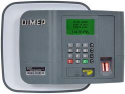 Dimep - Relógio De Ponto Biométrico Printpoint Iii (Omologado Pelo Inmetro)