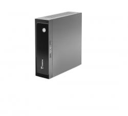 Tanca - Tc-6220 - Mini Pc Slim Para Automação Comercial Com Processador Intel Celeron Dual Core J1800 Integrado (2.41 Ghz), 32/64 Bits, Memória 2Gb, Hd De 500Gb, 6 Usb