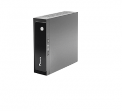 Tanca - Tc-6240 - Mini Pc Slim Para Automação Comercial Com Processador Intel Celeron Dual Core J1800 Integrado (2.41 Ghz), 32/64 Bits, Memória 4gb, Hd De 500gb, 6  Usb