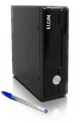 Elgin - Newera E3 Nano - Microcomputador Para Automação Comercial 2ser 6 Usb 4gb Hd Ssd 128gb Cel Dual J1800