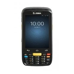Motorola/Zebra - Mc36 - Coletor De Dados 3.5G Wan; 802.11 A/B/G/N, Sem Hf-Rfid,  Android 4.4.2, 1D Laser Se655, Teclado Numérico, 1Gb/8Gb