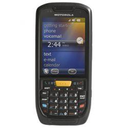 Motorola/Zebra - Mc45 - Coletor De Dados  Wifi (802.11A/B/G), Wan 3.5G, Bluetooth 2.0, Gps, Leitor 1D Laser, Memória 256Mb/1Gb, Câmera 3.2Mp, Bateria Padrão, Windows Embedded
