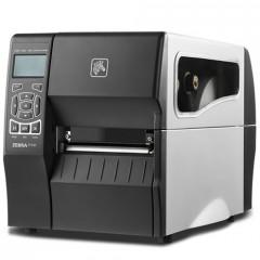 """Zebra - Zt220 Tt 203 Dpi  - Impressora De Código De Barras  Tabletop 4,09"""" (10,39 Cm) - Ribbon 300m / 6 Pps (152mm/S) Usb Serial / 8 Pontos/Mm"""