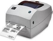 Zebra - Gc420Tt - Impressora Térmica De Código De Barras, Conexão Usb, Serial E Paralela Epl E Zpl Transferência Térmica (203 Dpi) 8Mb (Cabo C/ Plug Padrão Brasil)