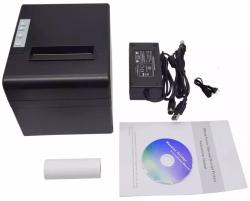 Drtec - Mp200 - Impressora De Cupom 80Mm - Usb Com Guilhotina Veloc. 300 Mm/S