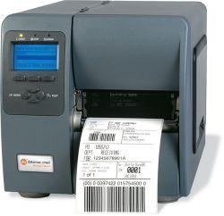 Datamax -  M-Class 4210 - Impressora Térmica De Código De Barras, 8Mb Flash C/ Display Gráfico
