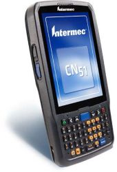 Honeywell Cn51 - Coletor De Dados Com Teclado Qwerty, Leitor De Cod. De Barras Area Imager Ea30, Sem Camera, Somente Wi-Fi + Bluetooth, Windows Embedded Handheld V6.5. Bateria Extendida Inclusa