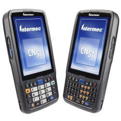 Honeywell Cn51 - Coletor De Dados Com Teclado Qwerty, Leitor De Cod. De Barras Area Imager Ea30, Sem Camera, Somente Wi-Fi + Bluetooth, Windows Embedded Handheld V6.5. Bateria Extendida Inclusa