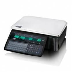 Elgin - Sm100B - Balança Digital Com Impressor Térmico Integrado  Para Emissão De Etiquetas 15Kg