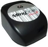Cis - Minyscan Home 3 Usb Srtec-10090-S-0 = Leitor Manual De Código De Barras Para Pagamento De Contas, Interface Usb