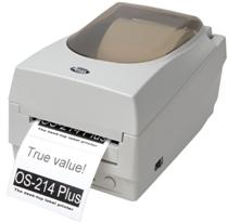 Argox - Os214- Impressora Térmica De Códigos De Barras