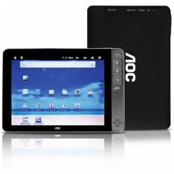 "Aoc - Tablet Breeze Mw 0812; Android 2.3; Cpu 1.2g Arm Cortex Ab Core; Display 8"" Touch Screen; 4gb Memória Flach; 512 Ram; Wifi"