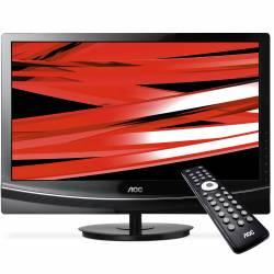"AOC - Monitor / Tv Lcd - Tft 21,5"" Wide Screen -  Ultra Slim - Hdtv"