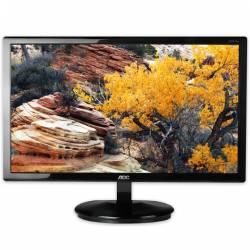 "Aoc - Monitor Led- Tft 18,5"" Aoc  -  Wide Screen - Ultra Slim"
