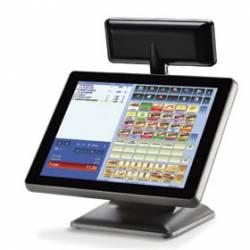 "Bematech - Sb9090 - Cpu Touch Screen 15"", Tela Multi-Touch Capacitiva, Processador Intel Pineview-D D510 (Dual Core)"