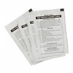 Zebra - Cleaning Card Kit (Caixa Com 100 Cartões) Para Todas As Impressoras Exceto P100I, P110I, P110M, P120I