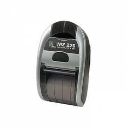 Zebra - Mz 220 - Imp. Portátil P/ Atendimento Em Campo. Usb, Irda, Bluetooth (Com Carregador De Bateria)