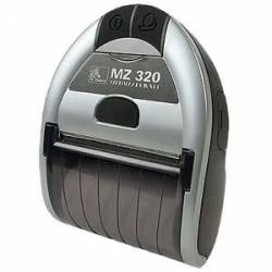 Zebra - Mz 320 - Imp. Portátil P/ Atendimento Em Campo, Usb, Irda, Bluetooth (Com Carregador De Bateria)