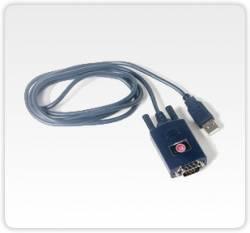 Flex Port -  F5111E- Conversor Usb Para 1 Porta Rs232 (Db9M)