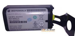Motorola - Bateria De Mc3000/Mc3090 Alta Capacidade 4800 Mah - Apenas Para Gun