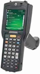 Motorola -  Mc3190 - Coletor De Dados 802.11 A / B / G, Bluetooth, Áudio Completo, Gun, 1D Se950, Display Colorido Sensível Ao Toque, 48 Teclas, Bat. De Alta Cap.