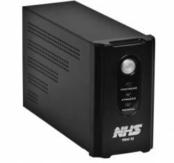 NHS - Nobreak Mini Iii120V (600Va/B.7Ah/Entrada E Saída 120V/Preto)