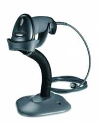 Motorola -  Ls2208- Kit: Leitor Ls2208 - Conexão Usb, Com Suporte - Fabricação Nacional - Preto
